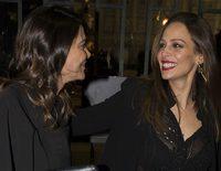 María José Suárez y Eva González disfrutan juntas de la música de Pastora Soler en el Teatro Real de Madrid
