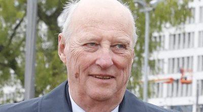 El Rey Harald de Noruega ha sido ingresado por una infección