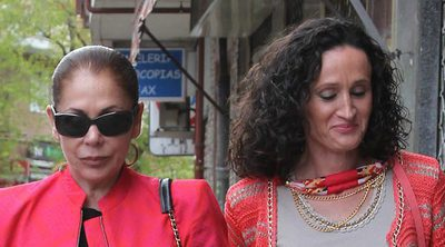 Isabel Pantoja demanda a Dulce por su entrevista en 'Sábado Deluxe'