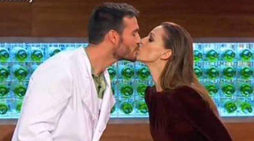 'Masterchef Celebrity 2': Vuelven los besos a la final del concurso