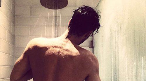 El sensual desnudo de Jon Kortajarena bajo la ducha