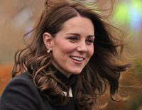 Kate Middleton, una premamá conductora, ¡peligro al volante!