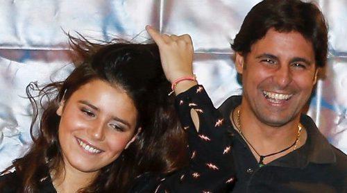 El divertido baile de Fran Rivera con su hija Tana en el Rastrillo Nuevo Futuro