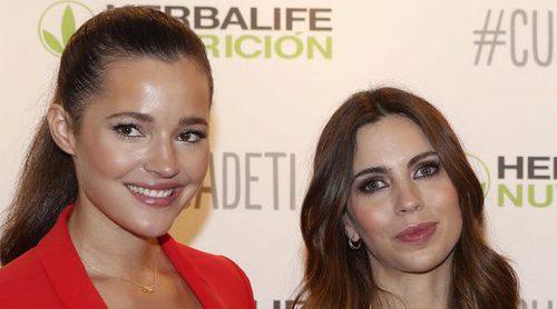 Malena Costa y Melissa Jiménez, juntas: Así fue el encuentro de dos mujeres con vidas parecidas