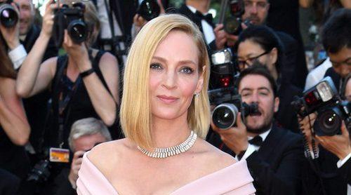 Uma Thurman rompe su silencio sobre Harvey Weinstein: 'No te mereces ni una bala'