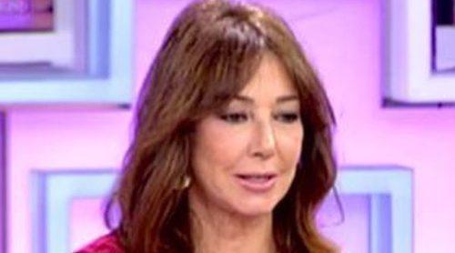 Ana Rosa Quintana revela su miedo más grande a Risto Mejide