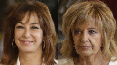 Ana Rosa Quintana contesta a los dardos envenenados de María Teresa Campos: 'Cuanto más remueves, más huele'