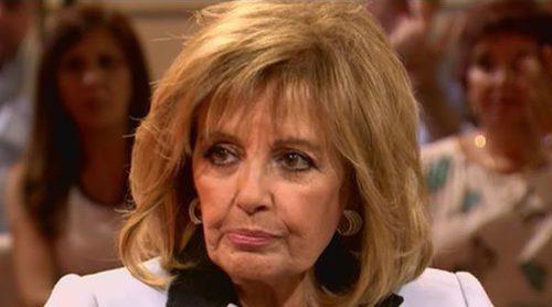 María Teresa le lanza un mensaje a Ana Rosa: 'Cuento los años para ver cuánto te queda en televisión'