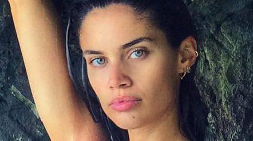 Sara Sampaio, ¿photoshop o reducción de pecho?