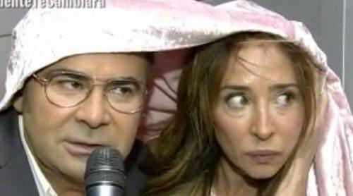 Jorge Javier Vázquez y María Patiño: persecución a Kiko Rivera en las instalaciones de Telecinco