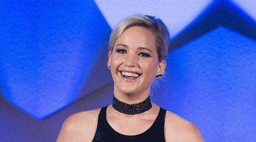 Jennifer Lawrence: 'Con mis fans soy una borde y una cabrona'
