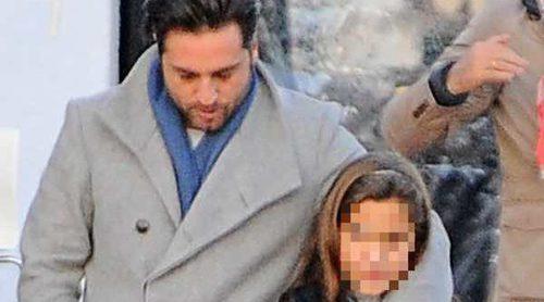David Bustamante, volcado en el cuidado de su hija Daniella a su regreso de Londres