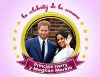 El Príncipe Harry y Meghan Markle, celebrities de la semana por su anuncio de compromiso