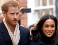 El Príncipe Harry de Inglaterra y Meghan Markle acuden a su primer acto público tras comprometerse