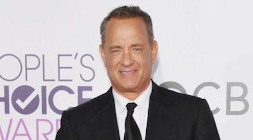 Tom Hanks no está sorprendido por los casos de acoso sexual en Hollywood