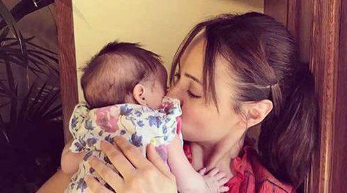 Bebés 2017: Natalia Verbeke, Elena Anaya y Nikki Reed se han estrenado como madres este año