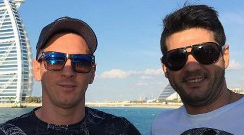 La justicia argentina dicta prisión preventiva para Matías, el hermano mayor de Leo Messi