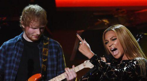 Ed Sheeran revela que Beyoncé cambia de correo electrónico cada semana