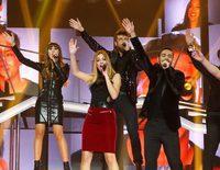 Un concursante de 'OT 2017' será el representante de Eurovisión 2018
