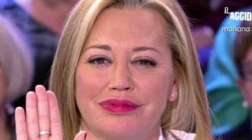 Belén Esteban: 'Toño Sanchís, se ha ejecutado una sentencia y tú sabes lo que está pasando'