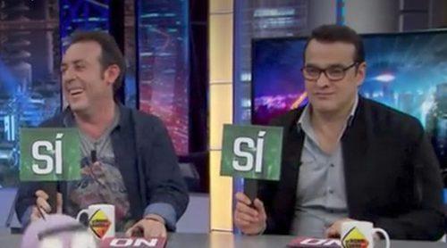 Antonio Molero revela lo desagradable que fue que le dieran por muerto en internet en 'El Hormiguero'