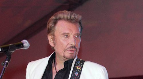 Muere a los 74 años el icono del rock Johnny Hallyday