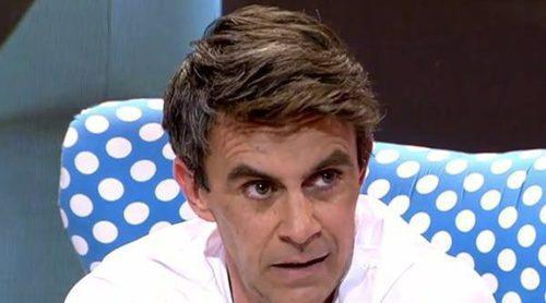 Alonso Caparrós está a un paso de reconciliarse con su padre