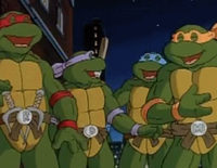 'Las tortugas ninja' y otras series de animación de los 80 que marcaron una generación