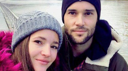 Malena Costa y Mario Suárez por fin se mudan juntos a China