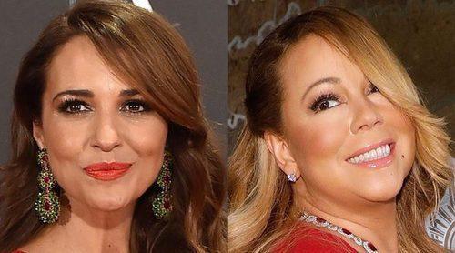 Los árboles de Navidad de los famosos: Así decoran la casa Sara Carbonero o Mariah Carey