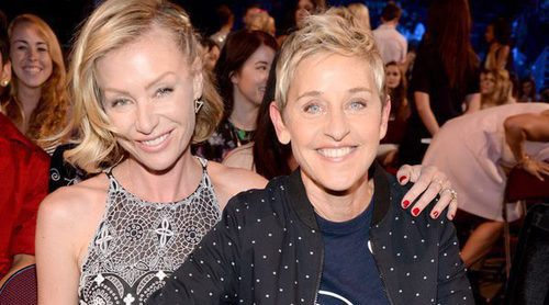 Ellen DeGeneres y Portia de Rossi han tenido que dejar su casa de Santa Bárbara por los incendios