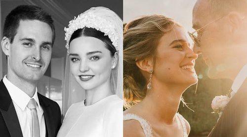 Las bodas de 2017: De Laura Escanes, Ana Boyer o Miranda Kerr a Alberto Garzón o Tom Daley