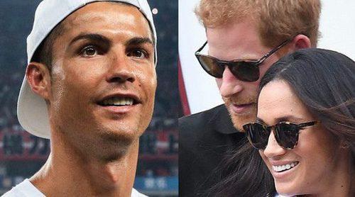 Meghan Markle, Shakira o Cristiano Ronaldo, las celebrities del año por sus alegrías o decepciones