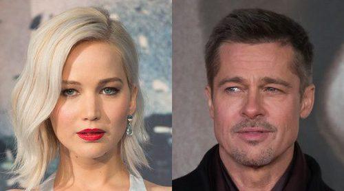 Brad Pitt no está saliendo con Jennifer Lawrence: 'Es completamente falso'
