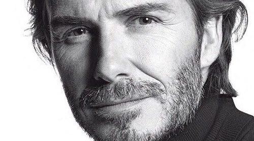 David Beckham, un orgulloso tío con la hija recién nacida de su hermana Joanne