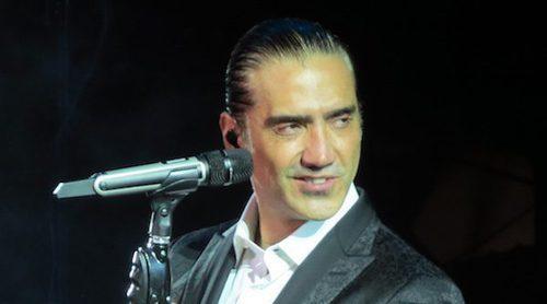 Alejandro Fernández, totalmente borracho en su último concierto