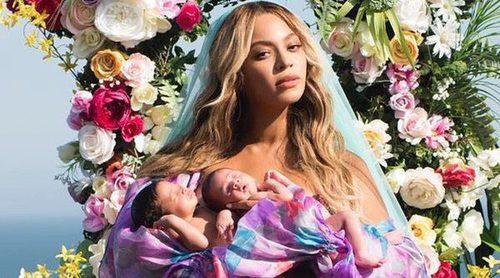 Tina Knowles, madre de Beyoncé, habla de cómo son sus nietos Sir y Rumi