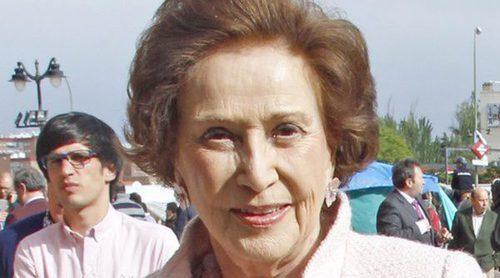 Los Martínez-Bordiú se reúnen para cumplir el último deseo de Carmen Franco ante su frágil estado de salud