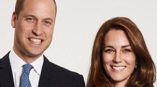 Los Duques de Cambridge felicitan la Navidad 2017 junto a sus hijos Jorge y Carlota y con un anuncio importante