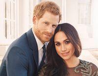 El Príncipe Harry y Meghan Markle, muy enamorados en las fotos oficiales de su compromiso