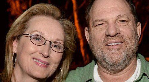 'Ella lo sabía': la campaña con carteles que acusan a Meryl Streep de conocer los abusos de Harvey Weinstein