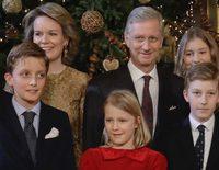 La unidad de la Familia Real Belga por Navidad evidencia la distancia con el polémico Príncipe Lorenzo
