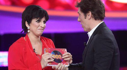 Lucía Jiménez gana la gala 12 de 'Tu cara me suena 6' con la ayuda de Edu Soto