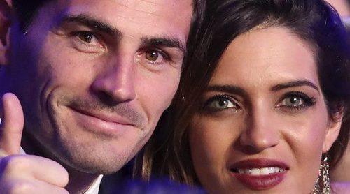 Iker Casillas recibe la Medalla de Oro de Ávila por su trayectoria profesional