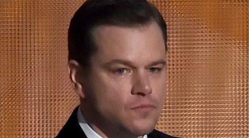 Matt Damon se enfrenta a 20.000 firmas en contra de su participación en 'Ocean's 8'