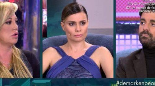 La exmujer de Gustavo González habla por boca de Belén Esteban: