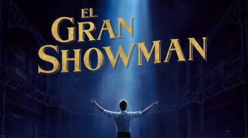 'El Gran Showman', 'The Disaster Artist' y 'Dando la nota 3' protagonizan los últimos estrenos del año