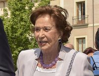 Muere Carmen Franco a los 91 años: adiós a la hija del dictador Francisco Franco