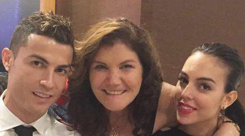 Dolores Aveiro presume de la pareja del año, Cristiano Ronaldo y Georgina Rodríguez