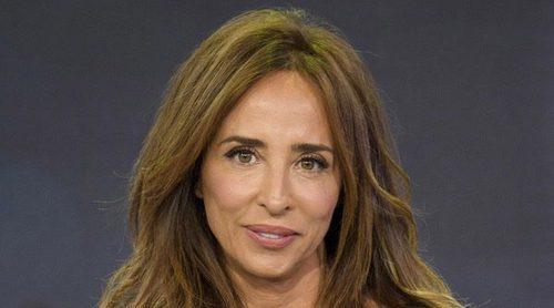 María Patiño, sobre las campanadas: 'Pretendo que todos los telespectadores estén viendo Telecinco'